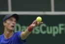 Jiří Lehečka je nadějí českého mužského tenisu.