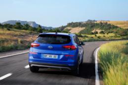 Hyundai Tucson používá mild-hybridní technologii.