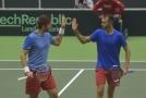 Čeští tenisté se při losu vyhnou silným soupeřům. V baráži budou favority.
