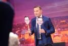 Postrach politiků? Jaromír Soukup představí Politický kabaret.