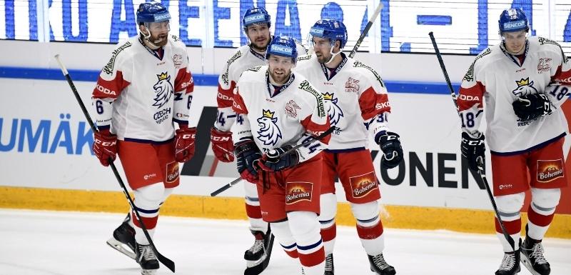 64fb0f39946f4 Hokejisté nastoupí proti Finsku s debutantem Willem v brance   Týden.cz