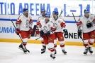 Čeští hokejisté po výhře nad Švédy vyzvou tentokrát Finy.