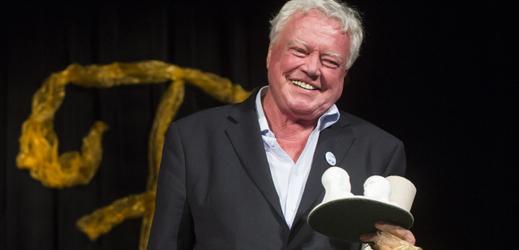 Petr Oliva získal Cenu Františka Filipovského za celoživotní herecké mistrovství v dabingu.