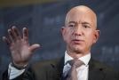 Zakladatel a šéf internetového obchodu Amazon Jeff Bezos.