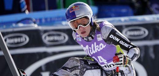 Ester Ledecká přechází podle plánu z lyží na snowboard.