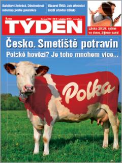 Časopis TÝDEN.