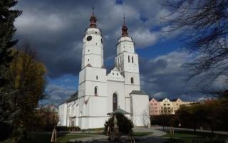 Krnov, kostel sv. Martina.