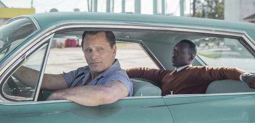 Snímek z filmu Zelená kniha.