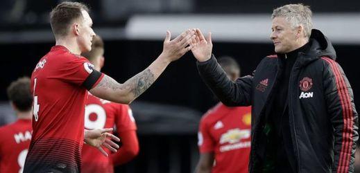 Manchester United pod Ole Gunnarem Solskjaerem ještě neprohrál.