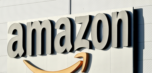 Logo Amazonu.