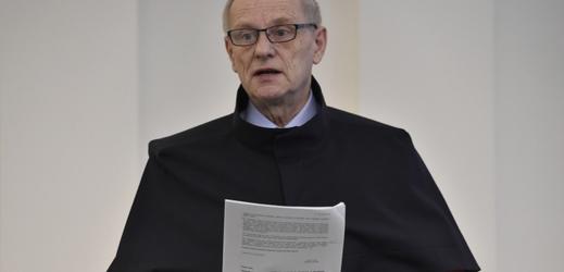 Ústavní soudce Jan Filip.