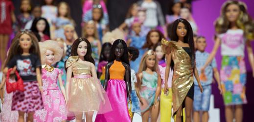 Panenky Barbie.