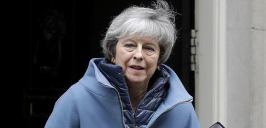 Britská premiérka Theresa Mayová.