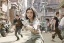 Snímek z filmu Alita: Bojový anděl.