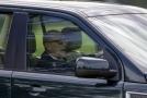 Vévoda z Edinburghu princ Philip.