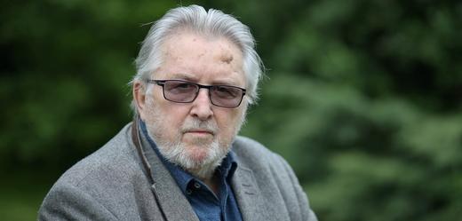 Polský režisér a politik Kazimierz Kutz.