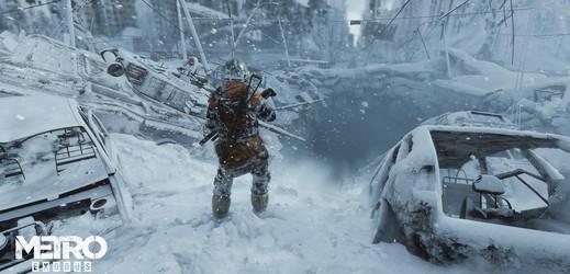 Očekávaná akční novinka bere hráče na epickou výpravu přes zničené Rusko