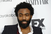 Raper Childish Gambino.