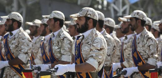 Íránská Revoluční garda.