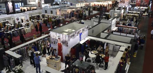Na brněnském výstavišti začal 16. února 2019 mezinárodní veletrh obuvi a koženého zboží Kabo a mezinárodní veletrh módy Styl.