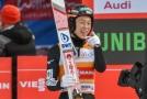 Japonský skokan na lyžích Rjoju Kobajaši.
