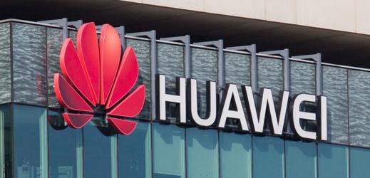 Budova Huawei v Paříži.