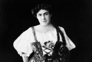 Ema Destinová jako  Mařenka v New Yorku v roce 1909.