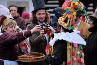 Na Dlaskově statku letos masopusta pověsí, vracejí se k tradici.