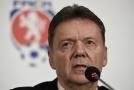 Místopředseda Fotbalové asociace České republiky Roman Berbr.