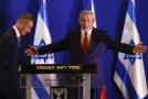 Andrej Babiš (vlevo) a Benjamin Netanjahu.