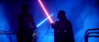 Scéna z Star Wars: Epizoda V - Impérium vrací úder.