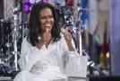 Někdejší první dáma USA Michelle Obamová.