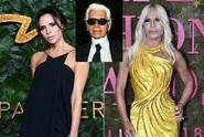 Victoria Beckham, Donatella Versace a další truchlí za Lagerfelda