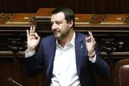 Matteo Salvini: prostořeký ministr uniforem, který obdivuje Putina