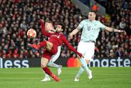Liverpool hrál s Bayernem bez branek, Barcelona v Lyonu také
