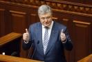 Prezident Ukrajiny Petro Porošenko.