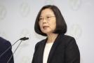 Tchajwanská prezidentka Cchaj Jing-wen.