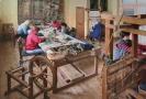 Valašskomeziříčská manufaktura zrestaurovala gobelín z roku 1700.