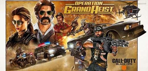 Call of Duty: Black Ops 4 dostává s novou aktualizací spoustu obsahu pro všechny herní režimy