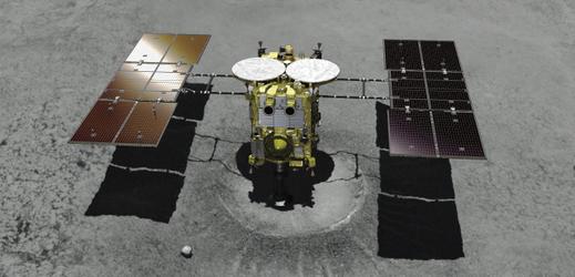 Japonská sonda Hajabusa 2.
