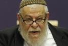 Vrchní zemský rabín Karol Sidon.