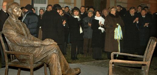 V Košicích byla 11. prosince 2004 slavnostně odhalena socha slavného maďarského spisovatele původem z Košic Sándora Máraie.