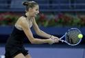 Karolína Plíšková prohrála v Dubaji téměř již vyhraný zápas.