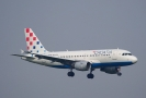 Letadlo společnosti Croatia Airlines.