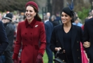 Vévodkyně Kate a Meghan.