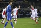 ŽIVĚ: Genk - Slavia. Sešívaní řádí! Škoda se Stochem drtí soupeře.