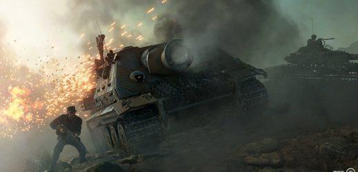 Aktualizace přidává do Battlefield V další velkou bitvu, poprvé hráčům představí režim Rush
