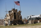 Armáda USA v Sýrii.
