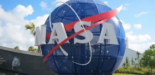 Logo NASA.