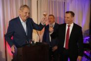 Jaromíru Soukupovi gratuloval prezident i hvězdy